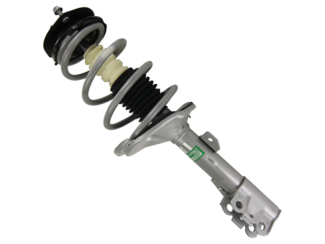 92140297 SenSen Speedy Strut Suspension Strut and Coil Spring Assembly; Front Left