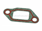 92810619704 VictorReinz Water Outlet Gasket; Hose Flange; Rear of Cylinder Head