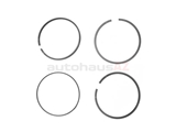 93010398600 Goetze Piston Ring Set; Standard 95.00mm - 1.5x1.75x3.5mm
