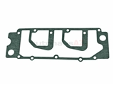 93010519507 O.E.M. Valve Cover Gasket; Lower; Green Kevlar with Silicone Coating