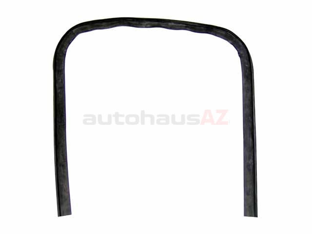 93050417001 O.E.M. Engine Compartment Seal; Rear; Long Section