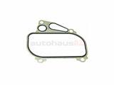 94410714703 VictorReinz Oil Filter Flange Gasket; Oil Filter/Oil Cooler Housing Gasket