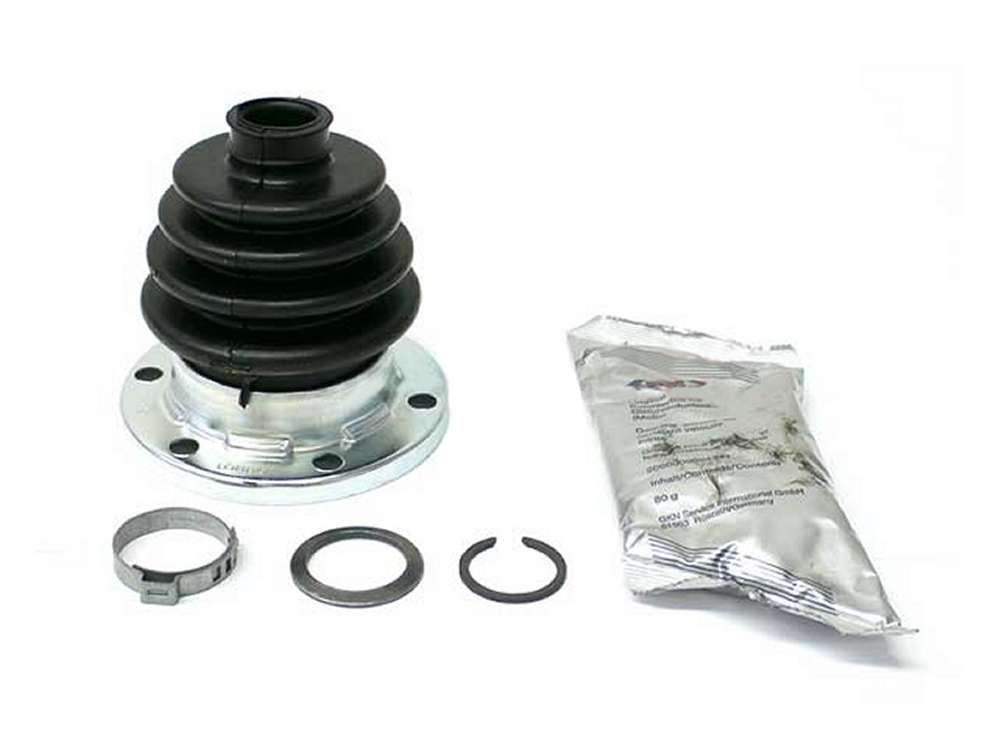 94433190300 GKN Loebro CV Joint Boot Kit; Rear