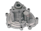 94810601104 Genuine Porsche Water Pump; Composite Impeller