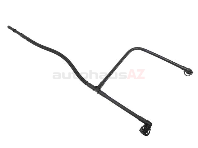 genuine porsche 94810601603 coolant pipe  3-way vent line