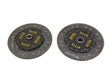 95111601115 Sachs Clutch Friction Disc; 240mm Diameter