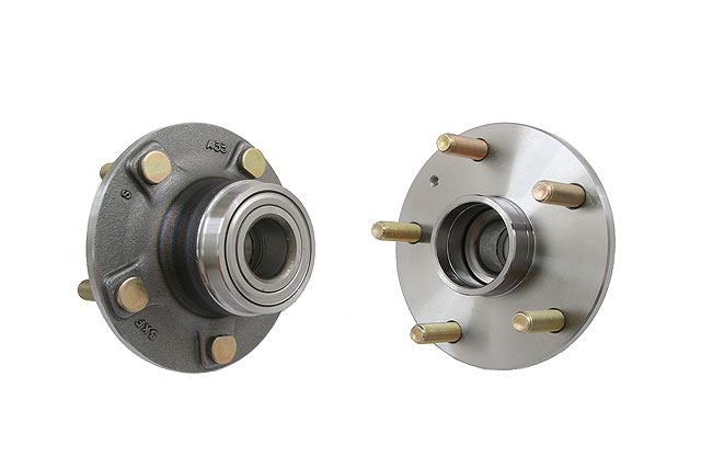 96219448 SKF Axle Bearing and Hub Assembly