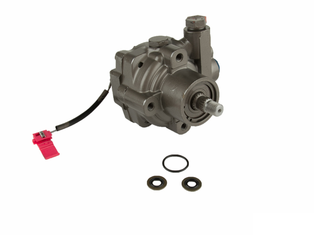 96462M Maval Reman Power Steering Pump; OE Rebuilt