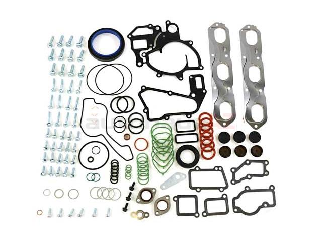 For Porsche 911 ELRING KLINGER Front Gasket Between Engine Case Half 99610136350