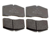 99335194900 Pagid Brake Pad Set; Front; OE Compound