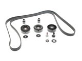 99610211757KIT AAZ Preferred Accessory Drive Belt Kit