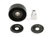 99710211800 Mubea Drive Belt Idler Pulley; At Engine Console