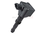99760210700 Beru Ignition Coil; With Spark Plug Connector; Updated Version