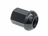 99918200336 O.E.M. Wheel Lug Nut; For Alloy Wheel; Black