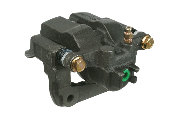 19-B2596 Cardone Brake Caliper; Unloaded Caliper w/Bracket -Import