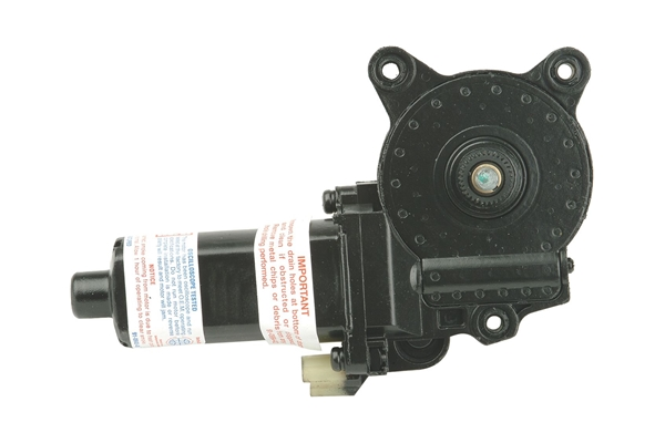 47-4505 Cardone Power Window Motor; Window Lift Motor - Import Reman