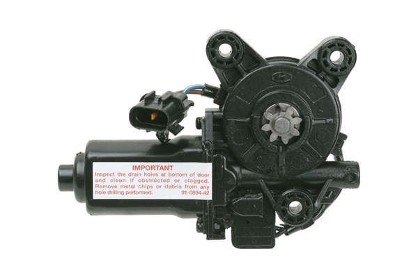 47-4509 Cardone Power Window Motor; Window Lift Motor - Import Reman