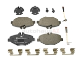 0044208720 ATE Ceramic Brake Pad Set
