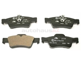 0074206720 ATE Ceramic Brake Pad Set