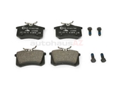 1J0698451P ATE Ceramic Brake Pad Set