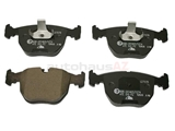 34116761252 ATE Ceramic Brake Pad Set