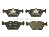 34116779652 ATE Ceramic Brake Pad Set