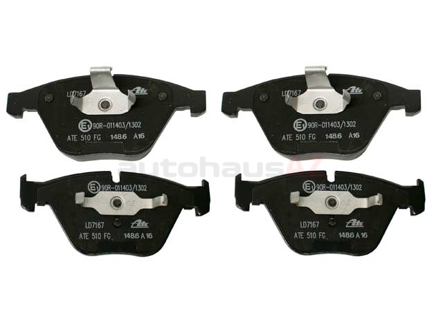 34116794915 ATE Ceramic Brake Pad Set