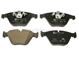 34116794920 ATE Ceramic Brake Pad Set; Front