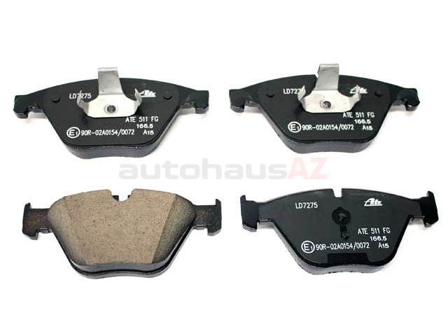 34116871557 ATE Ceramic Brake Pad Set