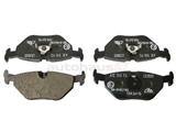 34211162536 ATE Ceramic Brake Pad Set