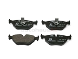 34216761281 ATE Ceramic Brake Pad Set