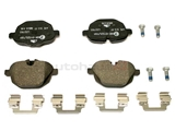 34216885452 ATE Ceramic Brake Pad Set