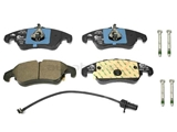 4G0698151D ATE Ceramic Brake Pad Set