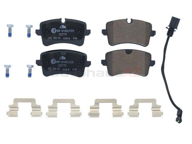 4G0698451K ATE Ceramic Brake Pad Set