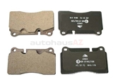 7P6698151C ATE Ceramic Brake Pad Set