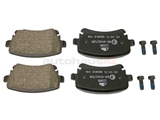 8E0698451P ATE Ceramic Brake Pad Set