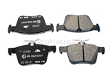8V0698451B ATE Ceramic Brake Pad Set