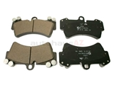 95535193916 ATE Ceramic Brake Pad Set