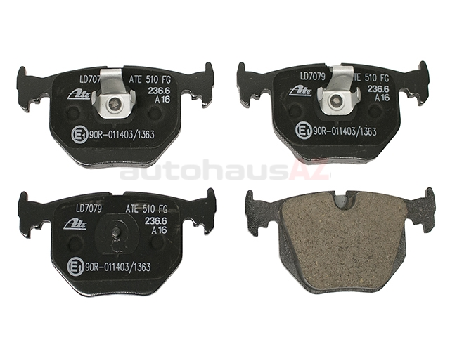 SFP500210 ATE Ceramic Brake Pad Set