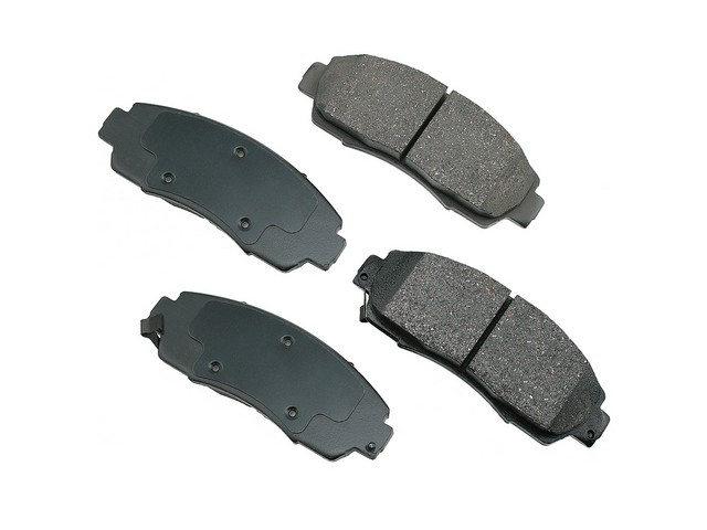 ACT1089 Akebono ProACT Disc Brake Pad