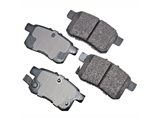 ACT1336 Akebono ProACT Disc Brake Pad