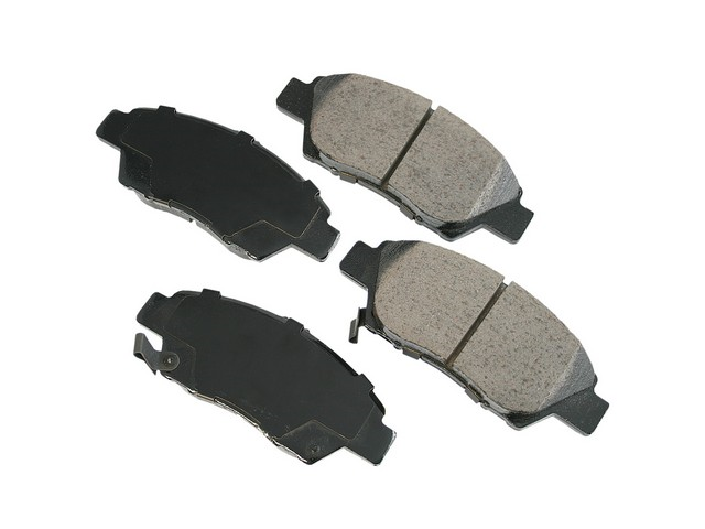 Akebono ProACT ACT1394 Disc Brake Pad - Honda