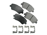 ACT1543 Akebono ProACT Disc Brake Pad