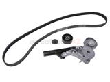 ADK0036P Continental Serpentine Belt Drive Component Kit