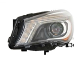 1179066700 Automotive Lighting Headlight Assembly; Left; Bi-Xenon