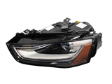 8K0941043E Automotive Lighting Headlight Assembly; Left Xenon