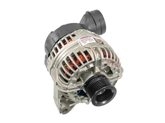 AL0703X Bosch (OE Reman) Alternator; 120 Amp