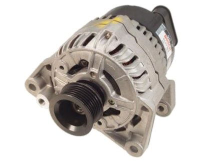 AL0736V Bosch (OE Reman) Alternator; 80 Amp; Valeo