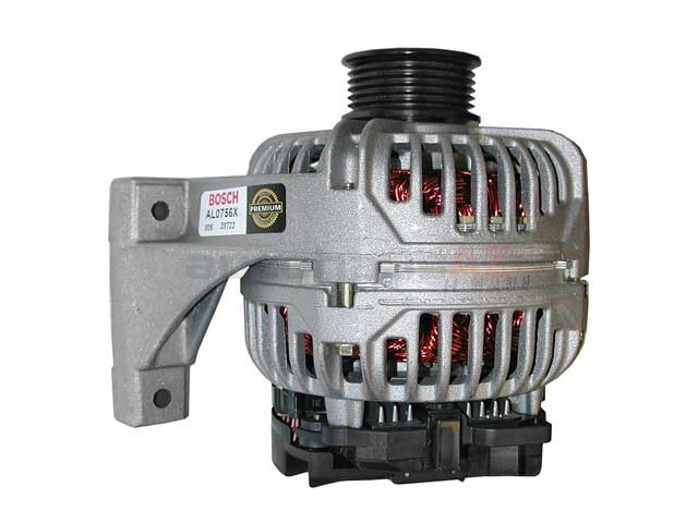 AL0756X Bosch (OE Reman) Alternator; 120 Amp