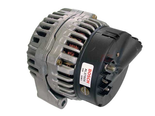 AL0768X Bosch (OE Reman) Alternator; 150 Amp